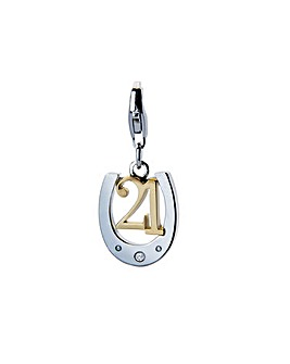 Hot Diamonds 21 Today  Charm