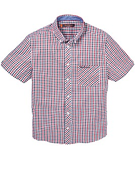 Ben Sherman House Check Shirt Reg