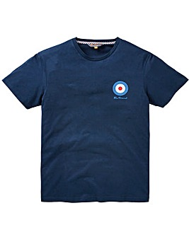 Ben Sherman Left Chest Target T-Shirt L