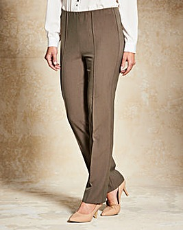 Pull On Comfort Fit Trouser Length 25in