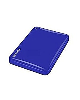 Canvio Connect II 1TB Blue