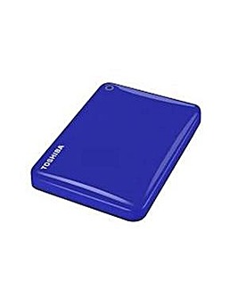 Canvio Connect II 3TB Blue