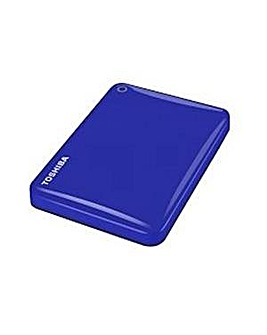Canvio Connect II 500GB Blue