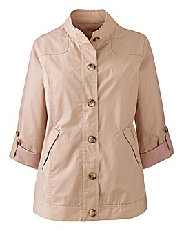 Lightweight Casual Jacket