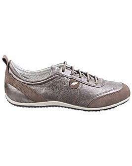 Geox Vega Casual Lace-Up Shoe