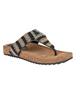 LOTUS ZONAS CASUAL SANDALS