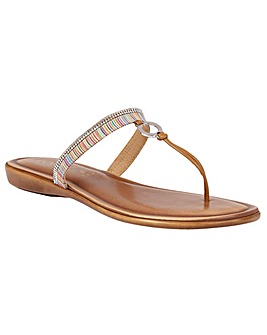 LOTUS EUSTON CASUAL SANDALS