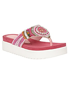 LOTUS MATTA CASUAL SANDALS