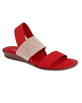 LOTUS VISCO CASUAL SANDALS