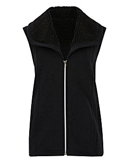 Fleece Lined Gilet