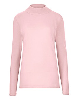 Supersoft Turtle-Neck Sweater