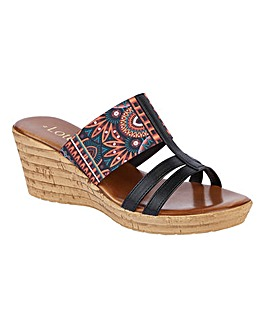 LOTUS LUDOVICA CASUAL SANDALS
