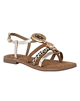 LOTUS SOAVE CASUAL SANDALS