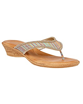 LOTUS TOFONI CASUAL SANDALS