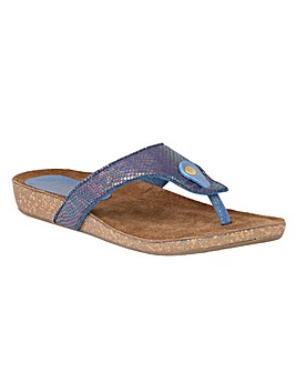 LOTUS LONZO CASUAL SANDALS