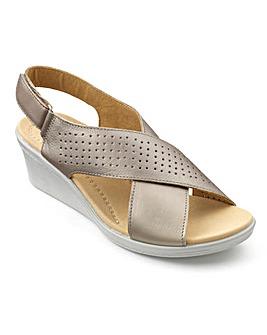 Hotter Jasmine Heeled Sandal