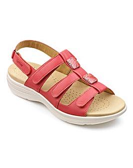 Hotter Maddy Multi Strap Sandal