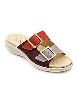 Hotter Sunny Buckle Sandal
