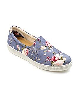 Hotter Tara Slip On Shoes