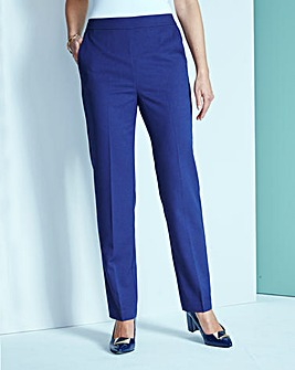 Pull-On Trousers Extra Short