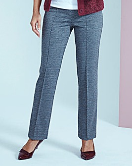 Jersey Pull-On Trousers Extra Short