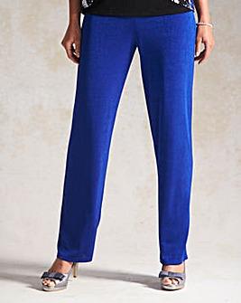 Classic Leg Slinky Trousers Short