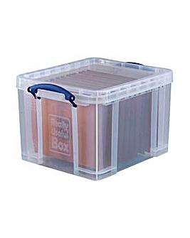 Really Useful 35 Litre with 10 A4 Files