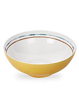 Portmeirion Coast - Salad Bowl - Yellow