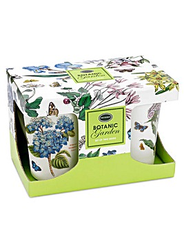 Portmeirion Botanic  Garden Boxed Mugs