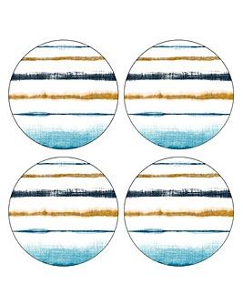 Portmeirion Coast - Coast Coasters x 4