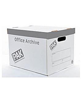 Premier Archive Box & Lid - Pack of 10.