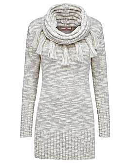 Joe Browns Snuggly Scarf Neck Sweater