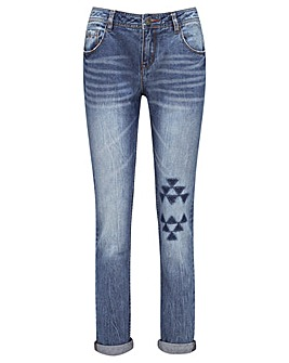 Joe Browns Aztec Print Jeans