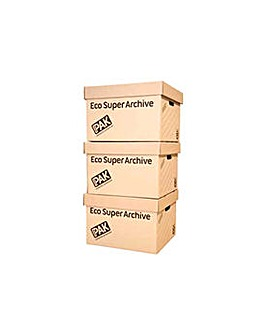 Ecohome Super Archive Boxes Set of 3