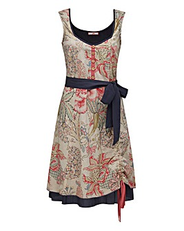 Joe Browns Vintage Print Dress