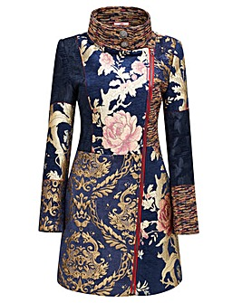 Joe Browns Ornate Oriental Coat