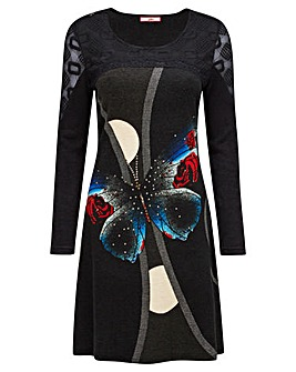 Joe Browns Beautiful Butterfly Jumper