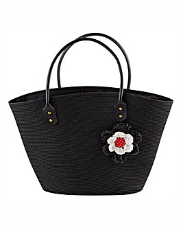 Joe Browns Senorita Straw Bag