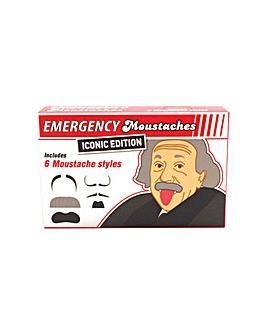 Emergency Iconic Moustaches