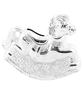 Bambino Rocking Horse Money Box