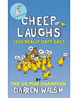 CHEEP LAUGHS - 1025 REALLY DAFT GAGS