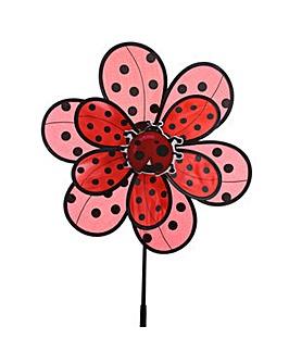Fun Ladybird Garden Windmill