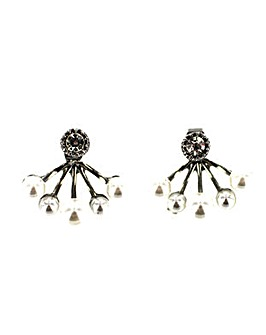 Front To Back Earring