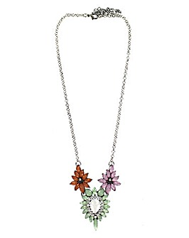 Opal Effect Necklace