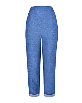 Grace Made in Britain crop trouser