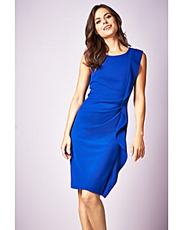 Gina Bacconi Naomi Frill Dress