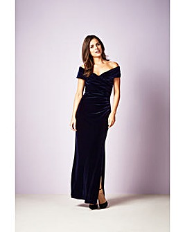 Gina Bacconi Cassandra Maxi Dress