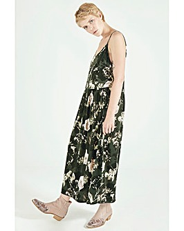 Elvi Floral Midaxi Cami Dress