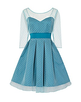 Lindy Bop Serephina Occasion Swing Dress