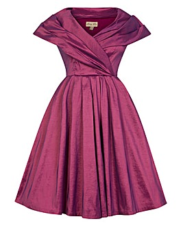 Lindy Bop Amber Occasion Swing Dress